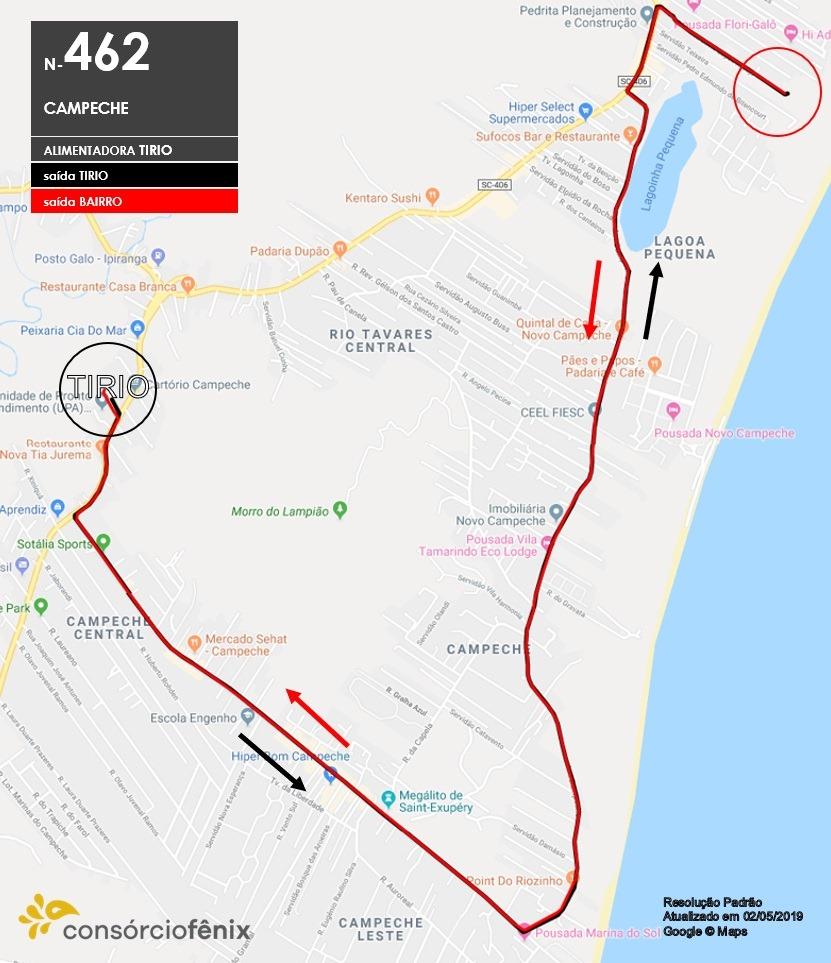 Horario de Onibus Campeche